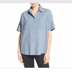 Madewell Courier Chambray Shirt